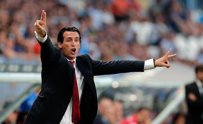 PSG : Emery a donné quatre pistes pour le mercato