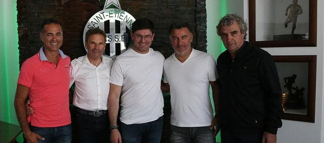 ASSE: Saint-Etienne nomme son Team manager