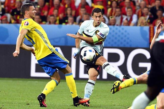 Euro 2016 : L'Irlande passe, la Belgique envoie Ibrahimovic à la retraite