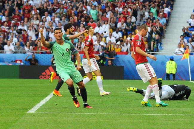 Euro 2016 : Cristiano Ronaldo sauve le Portugal, l'Islande sur un volcan !