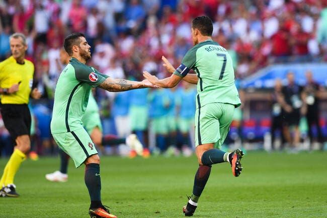Euro 2016: Un nouveau record pour Cristiano Ronaldo