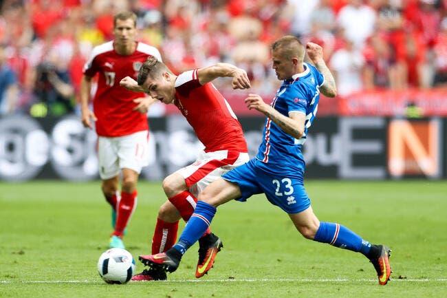 Islande - Autriche : 2-1