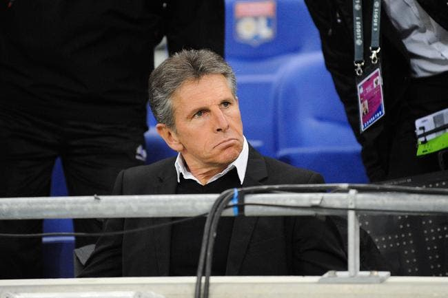 OL : Lyon 3 - Puel 0 et fin du match !