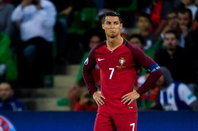 Portugal: Cristiano Ronaldo en promenade, faut pas l'énerver!