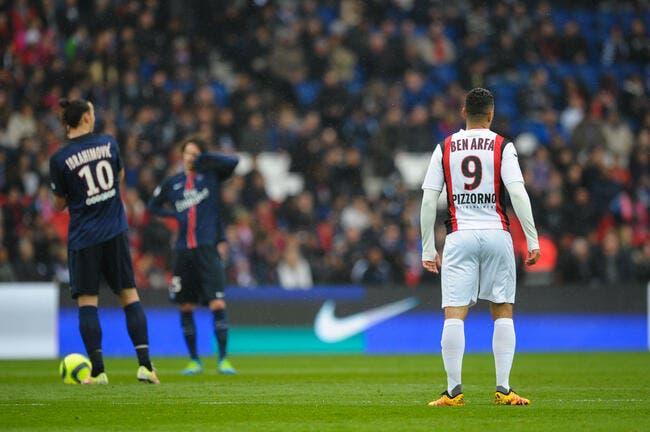 PSG: Ben Arfa, Paris n'en veut pas!