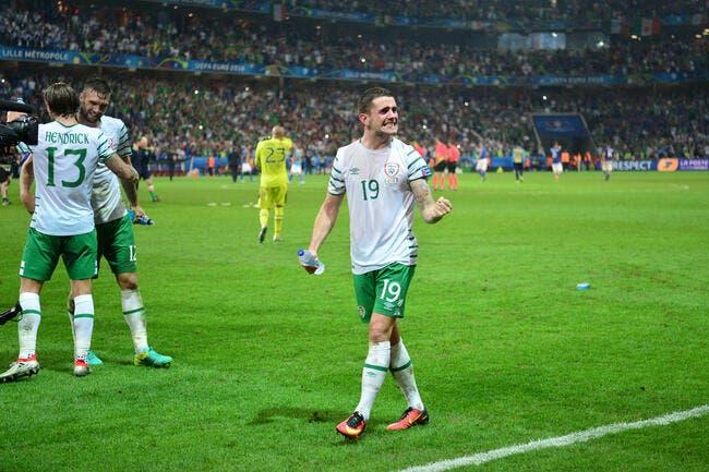 Euro 2016: L'Irlande ne craint vraiment pas la France