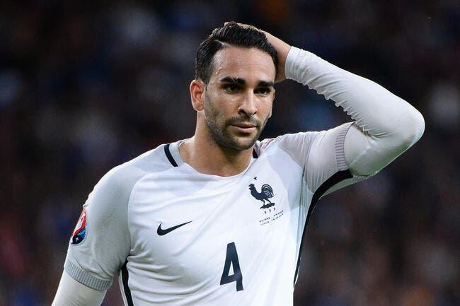 France: Rami ne s'est pas entraîné