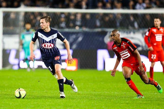 Officiel: Chantôme signe à Rennes jusqu'en 2019