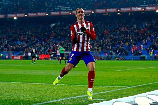 Officiel: Griezmann jure fidélité à l'Atlético Madrid!