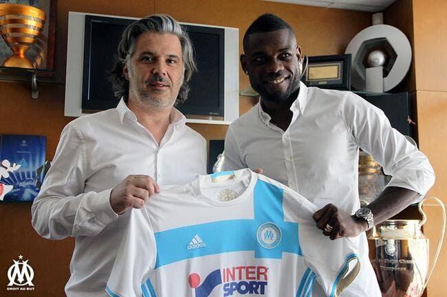 Officiel: Henri Bédimo signe à l'OM!