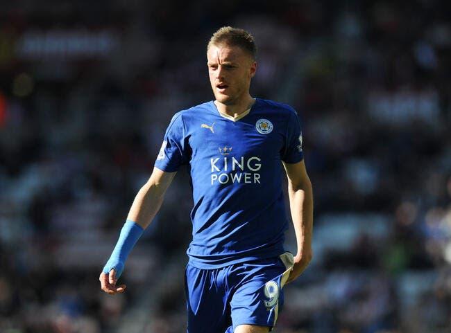 Officiel: Vardy plante Arsenal pour prolonger à Leicester!