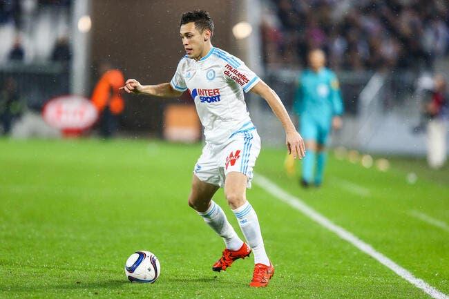 OM: Ocampos prêté au Genoa, avec une clause inédite !