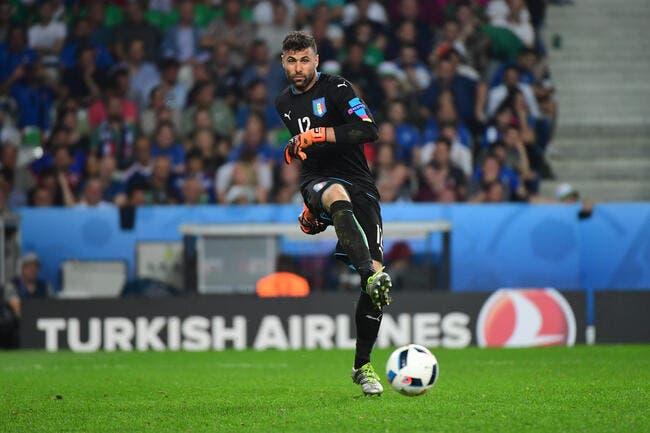 PSG: Sirigu cherche la sortie, la Serie A lui tend les bras
