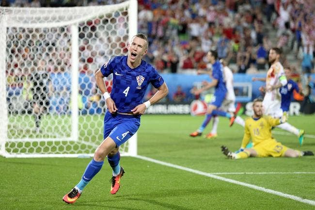 PSG: Un Croate cartonne à l'Euro, Paris a le coup de foudre