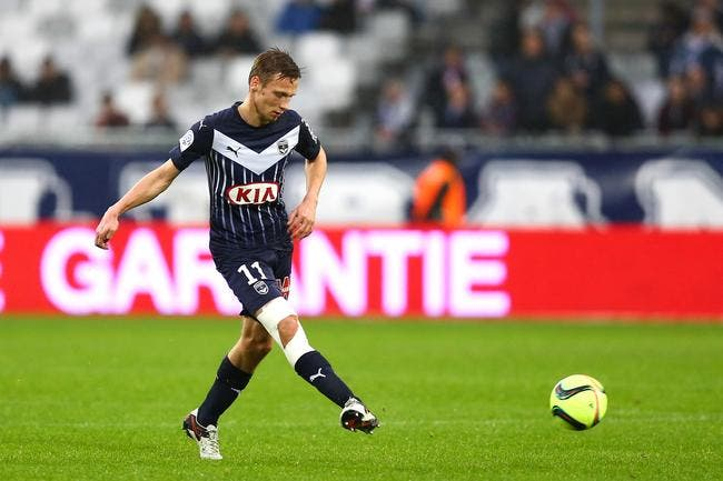 Rennes: Un contrat de trois ans pour Chantôme