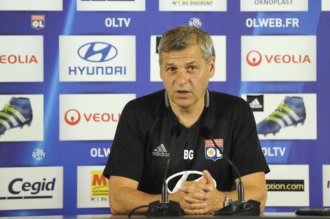 OL: Umtiti, Tolisso, Ghezzal… Lyon est impuissant avoue Genesio