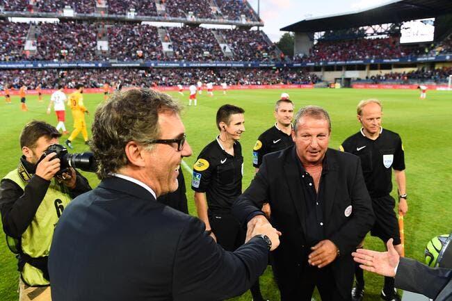 PSG : Blanc part avec 22 ME d'indemnités, un coach de L1 applaudit