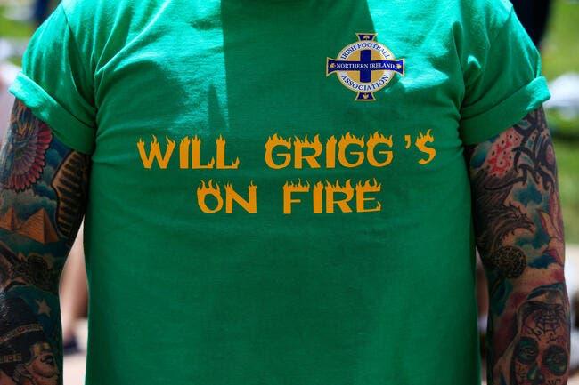 Euro 2016 : Grigg n'a pas joué, l'Irlande du Nord se justifie