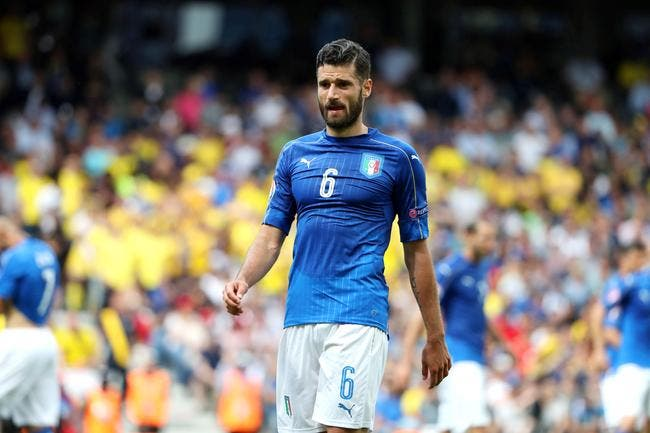 Euro 2016: L'Italie sans Candreva contre l'Espagne