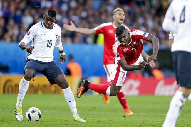 Mercato: Manchester United débarque avec 120 ME pour Pogba