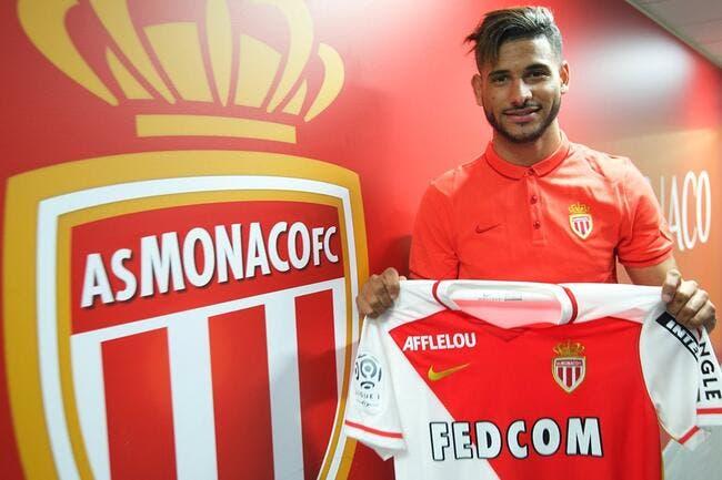 Officiel : Aït Bennasser signe pour 5 ans à Monaco