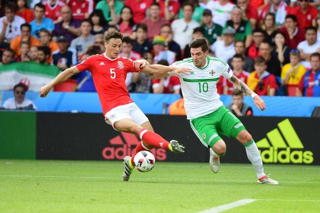 Pays de Galles - Irlande du Nord : 1-0
