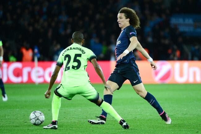 PSG : L'analyse unique de la défaite contre City par David Luiz