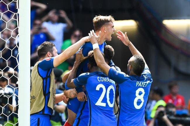 Euro 2016: Il fallait bien un Grigri pour éviter le piège irlandais