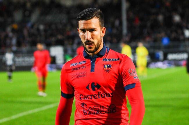 Officiel : Angers recrute un nouveau renfort en L2