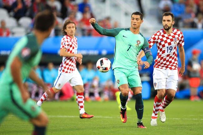 Portugal-Croatie : Des stars mais pas de jeu, «c'est désolant» pour Riolo
