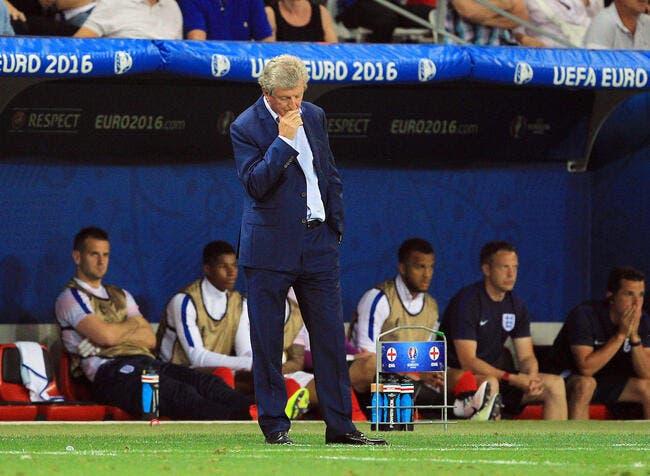 Angleterre: Démission de Roy Hodgson