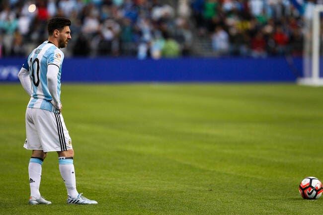 Argentine: Messi annonce sa retraite internationale à 29 ans