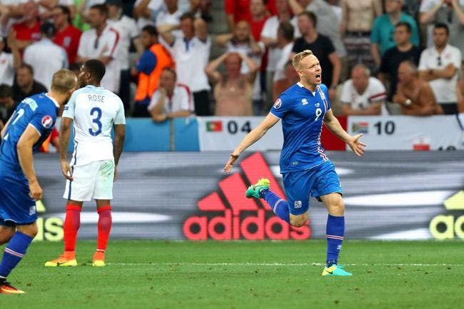Euro 2016 : L'incroyable Islande sort l'Angleterre et jouera la France !