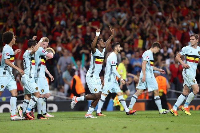 Euro 2016: La Belgique sera comme chez elle à Lille