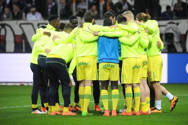 FC Nantes : Lucas Lima va bien s'engager pour 4 ans