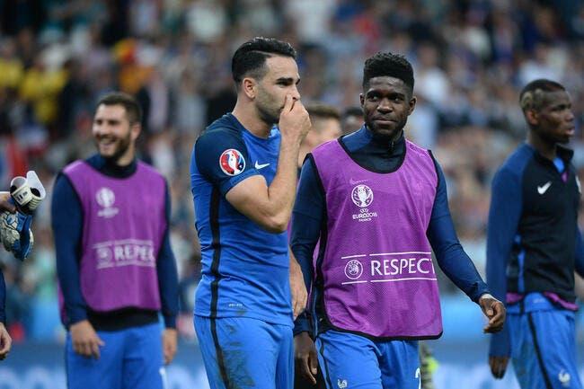 France: Rami suspendu, trois solutions pour les Bleus!