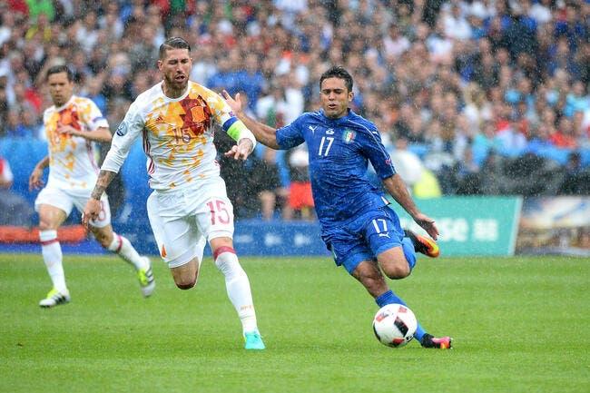 Italie – Espagne2-0