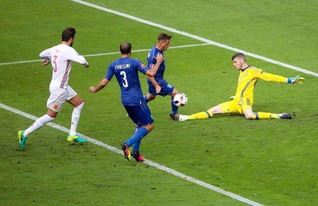 La recette de l'Italie:«Beaucoup courir et avoir Buffon»