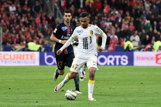 PSG : Ben Arfa, Boufal, ces joueurs oubliés par le Paris d'Emery