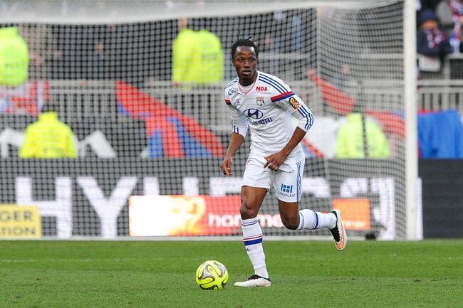 Officiel: L'OL vend B. Koné à Malaga pour 800.000 euros