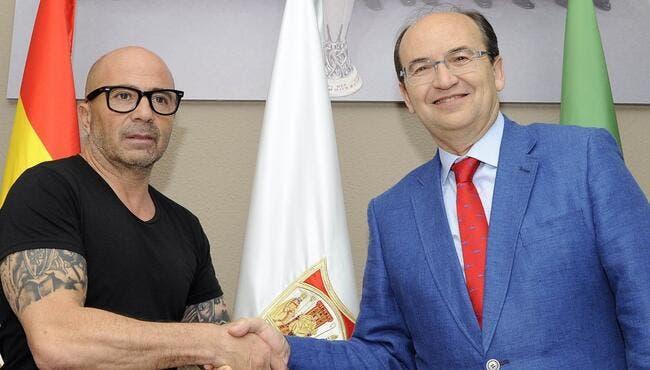 Officiel: Sampaoli entraineur de Séville, Emery est libre de signer au PSG