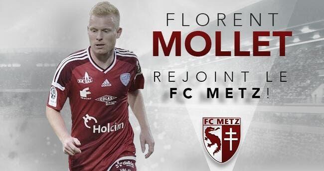 Officiel : Une nouvelle recrue au FC Metz