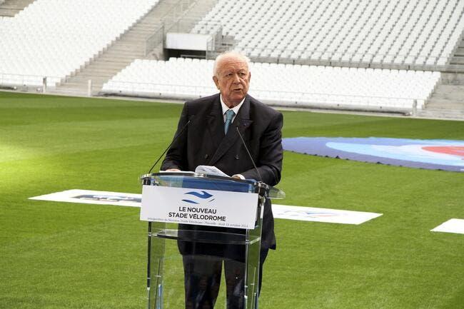 OM : Gaudin a déjà sauvé Marseille et va surveiller la vente