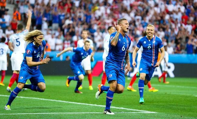 Euro 2016: Pour les Islandais, la France ne vaut pas l'Angleterre