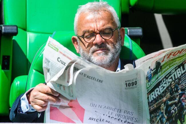 Médias: Olivier Rouyer quitte Canal+ pour L'Equipe21