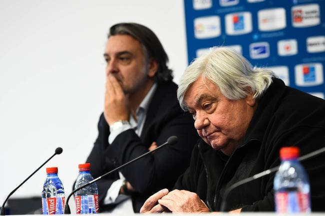 MHSC : Louis Nicollin fracasse ses supporters