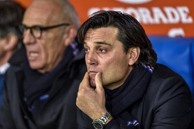 Officiel : Montella nouvel entraineur du Milan AC