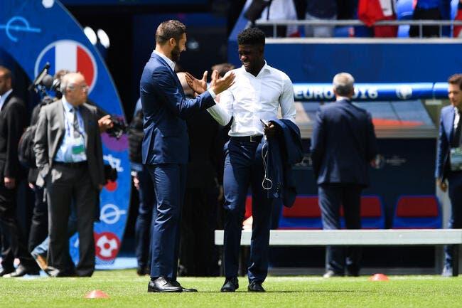 OL : Umtiti au Barça, la barre des 30 ME franchie