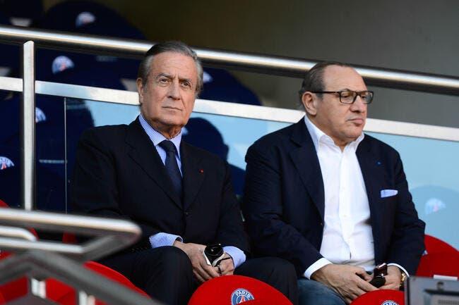 PSG : Emery déjà taillé par l'ancien président sniper du PSG