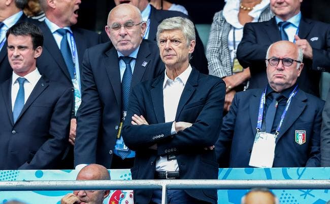Arsène Wenger nommé sélectionneur de l'Angleterre ?